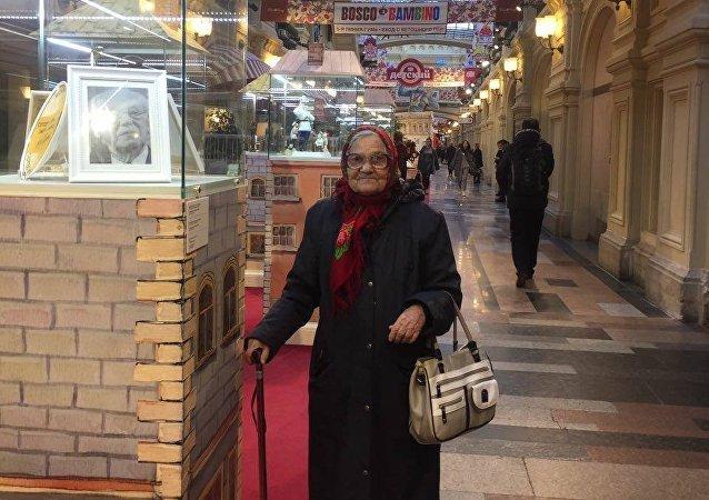 Baba Lena - emerytka Jelena Jerchowa