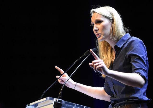 Deputowana Zgromadzenia Narodowego Francji z prawicowej partii konserwatywnej Front Narodowy Marion Marechal-Le Pen