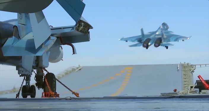 Pierwsza operacja Admirała Kuzniecowa w Syrii, 17.11.2016