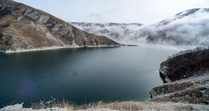 Jezioro Kezenoy-Am w Czeczenii