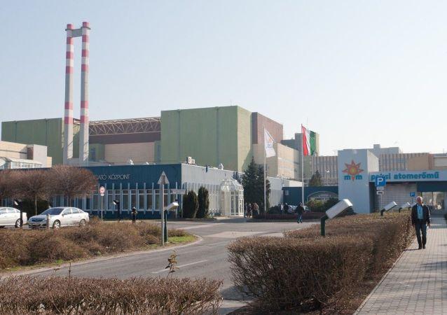 Komisja Europejska zatwierdziła budowę nowych bloków elektrowni atomowej w Paksz na Węgrzech z udziałem strony rosyjskiej