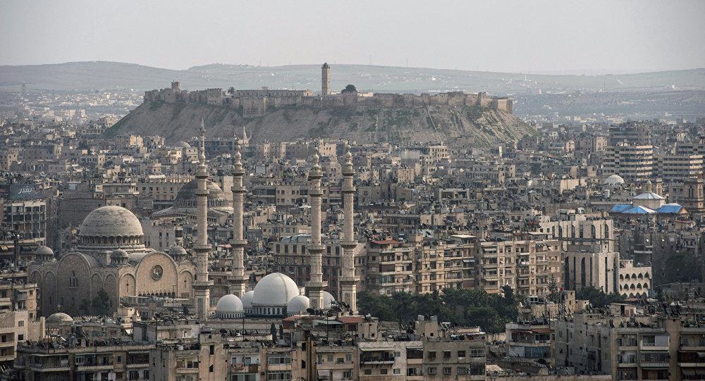 Syria. Aleppo