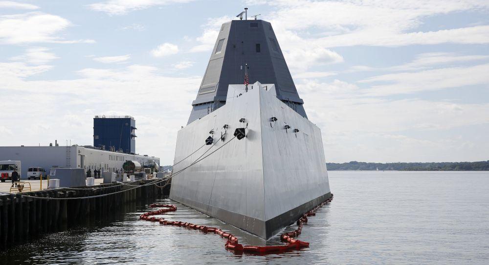 Niszczyciel typu USS Zumwalt