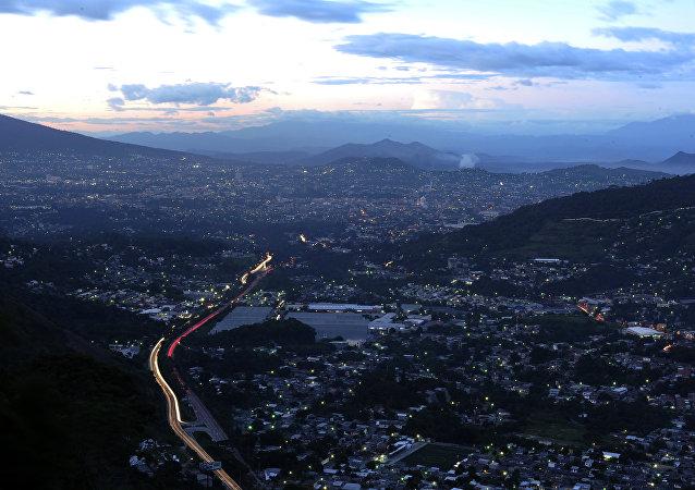 San Salvador, stolica Salwadoru