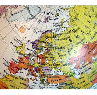 Europa obraca się w stronę Rosji