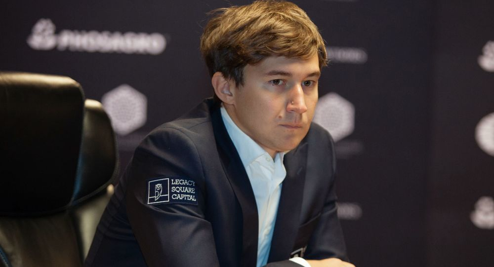 Siergiej Kariakin