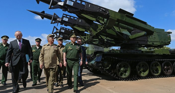 Wizyta Ministra Obrony Rosji Siergieja Szojgu na Kubie, 2015 rok