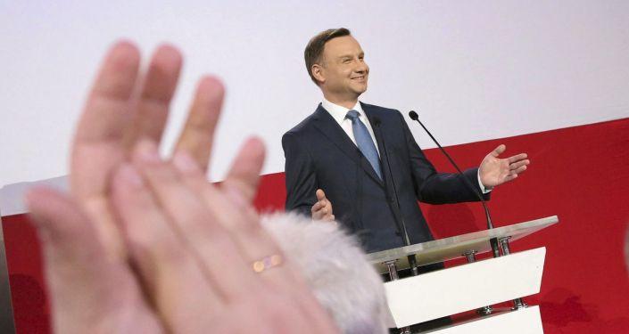 Prezydent elekt RP Andrzej Duda