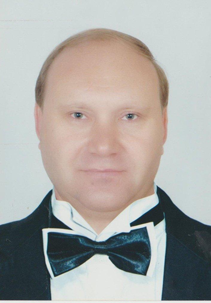 Mieszkaniec Krymu Władimir Władimirowicz Putin