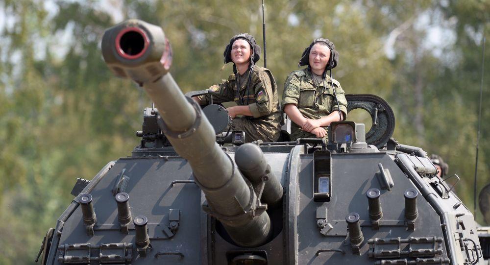 Żołnierze rosyjscy