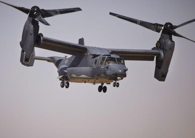 Amerykański konwertoplan Bell Boeing V-22 Osprey