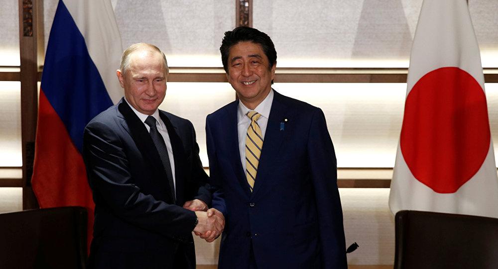 Wizyta Władimira Putina w Japonii, 15 grudnia 2016