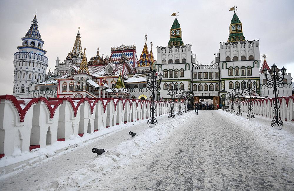Kompleks kulturowo-rozrywkowy Izmaiłowski Kreml
