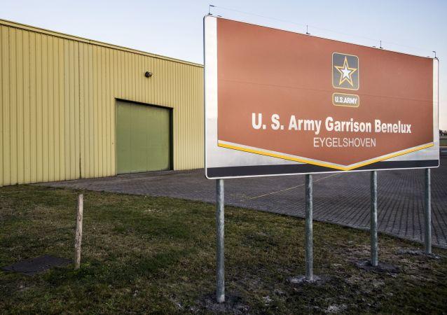 Stany Zjednoczone wznawiają prace magazynu sprzętu wojskowego w holenderskim mieście Eygelshoven i dyslokują w nim czołgi