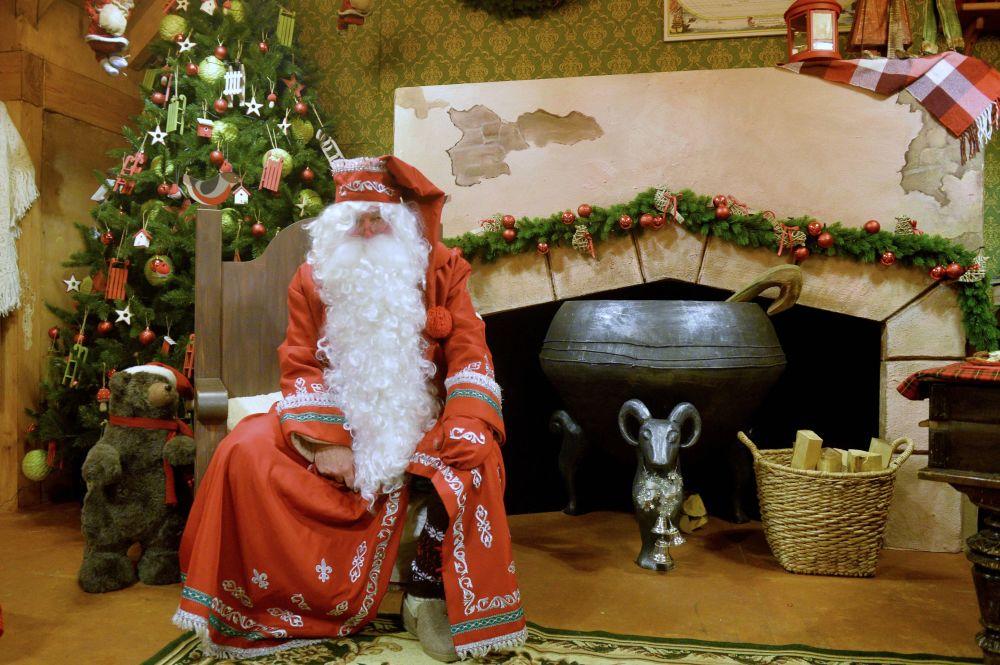 Otwarcie świątecznego jarmarku na Kremlu w Kazaniu