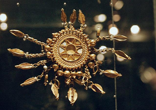 Przedmiot z kolekcji Złoto Scytów
