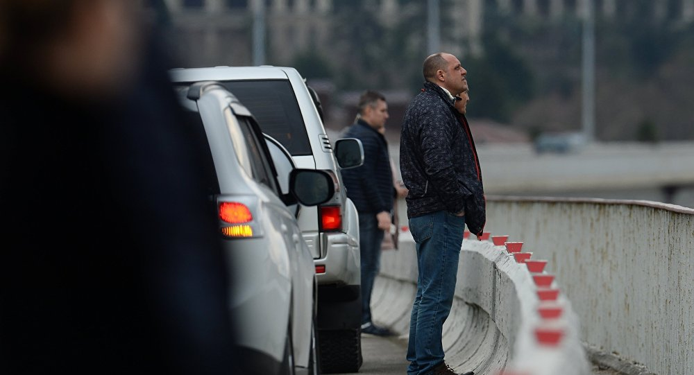 Miejsce katastrofy rosyjskiego Tu-154 w Soczi