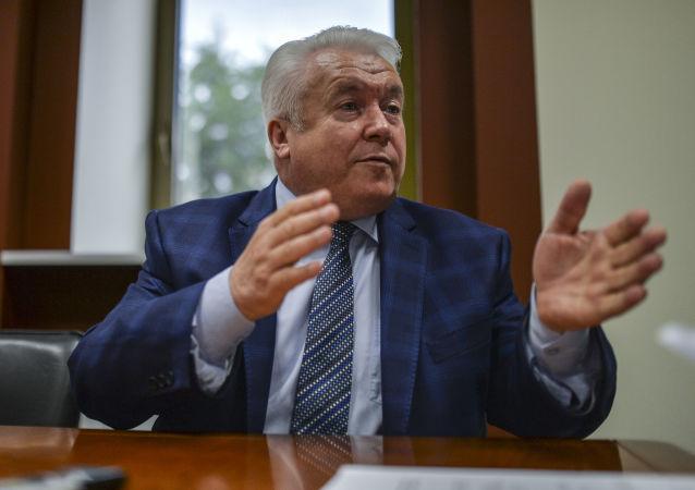 Były deputowany Rady Najwyższej Ukrainy Władimir Olejnik