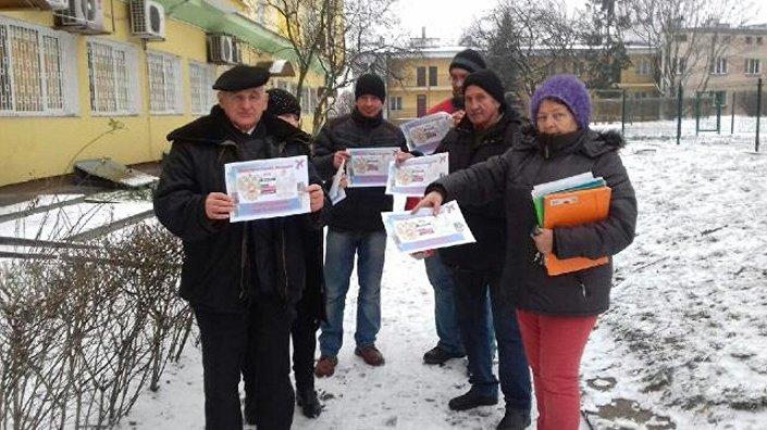 Aktywiści z różnych środowisk wychodzą z inicjatywą współpracy...