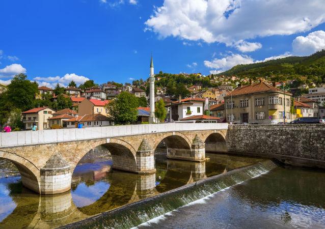 Stare miasto w Sarajewie, Bośnia