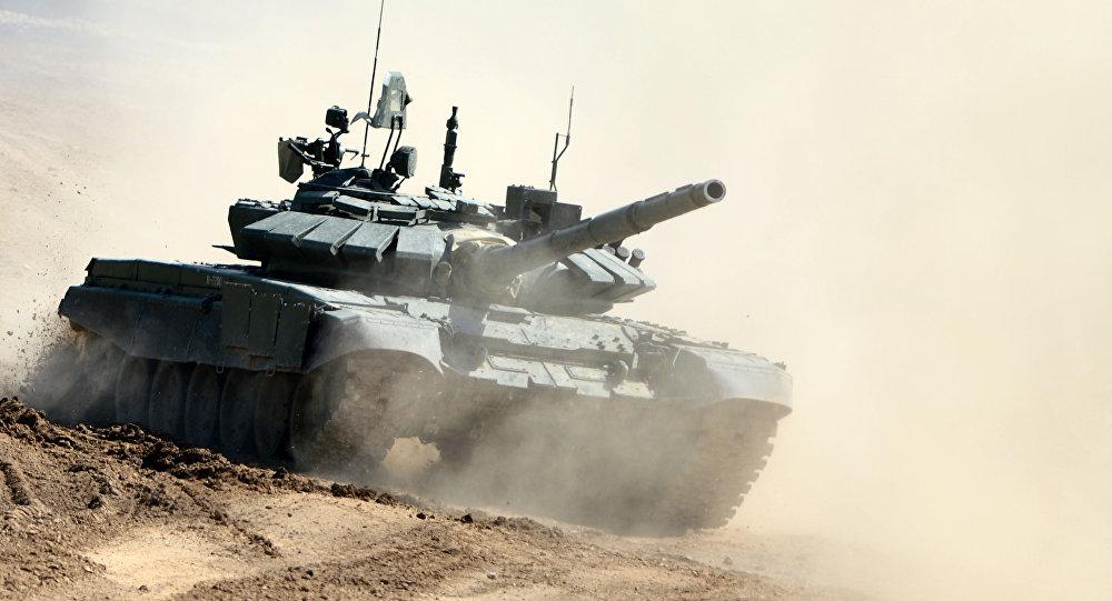 Rosyjski czołg T-72B3