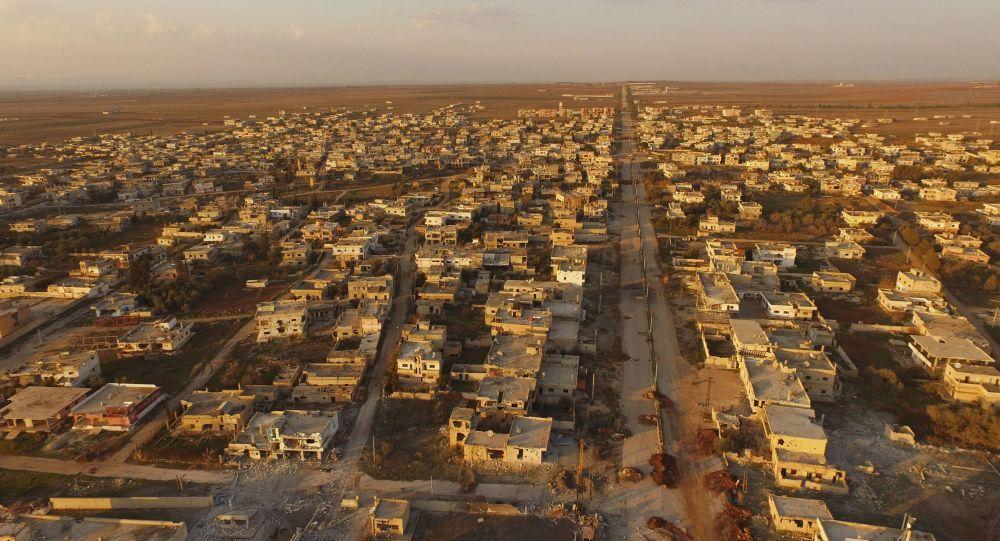 Wyzwolona od terrorystów miejscowość Osman w Syrii