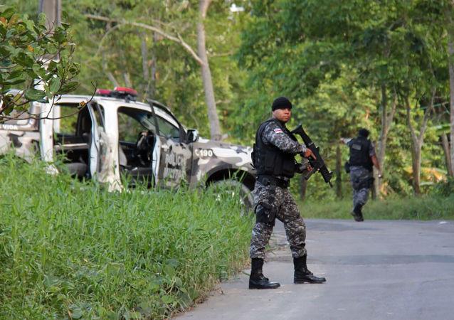 Co najmniej 60 osób zginęło w trakcie buntu w więzieniu Anisio Jobim w stanie Amazonas na północy Brazylii