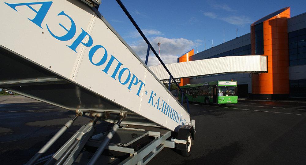 Międzynarodowe lotnisko w Kaliningradzie
