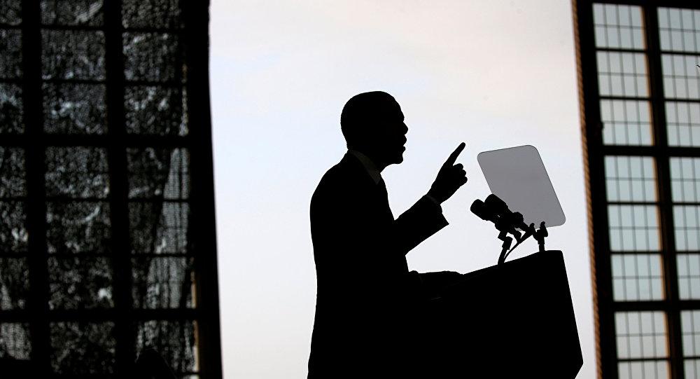 Barack Obama w MacDill Air Force Base