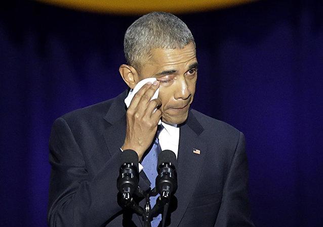 Pożegnalne przemówienie Baracka Obamy w Chicago