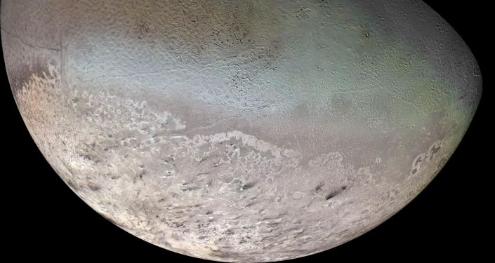 Tryton, satelita Neptuna