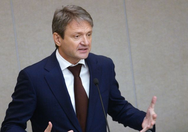 Minister rolnictwa Rosji Aleksander Tkaczow