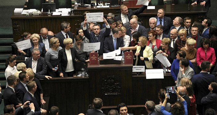 Sejm, 16.12.2016.