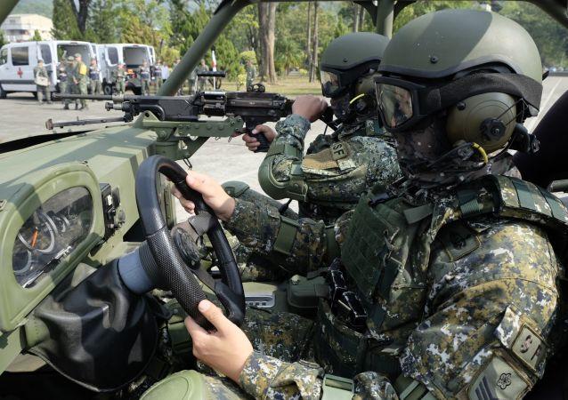 Tajwańskie siły specjalne