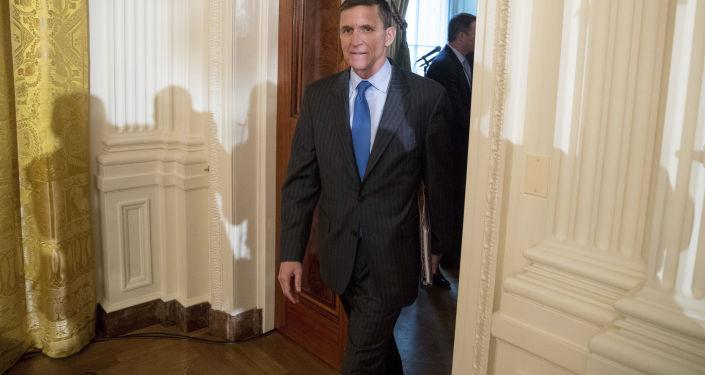 Doradca prezydenta USA Donalda Trumpa ds. bezpieczeństwa narodowego Michael Flynn