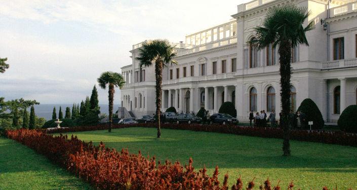 Pałac w Liwadii, Jałta, Krym
