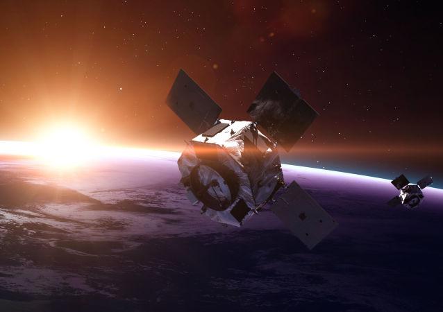 Satelity na orbicie ziemskiej