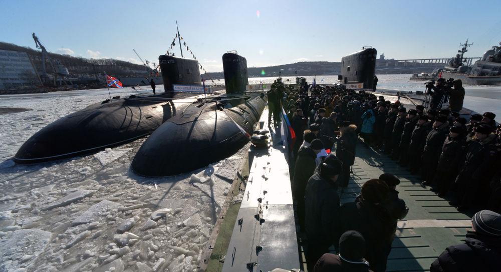 Komsomolsk nad Amurem znowu broni Ojczyzny