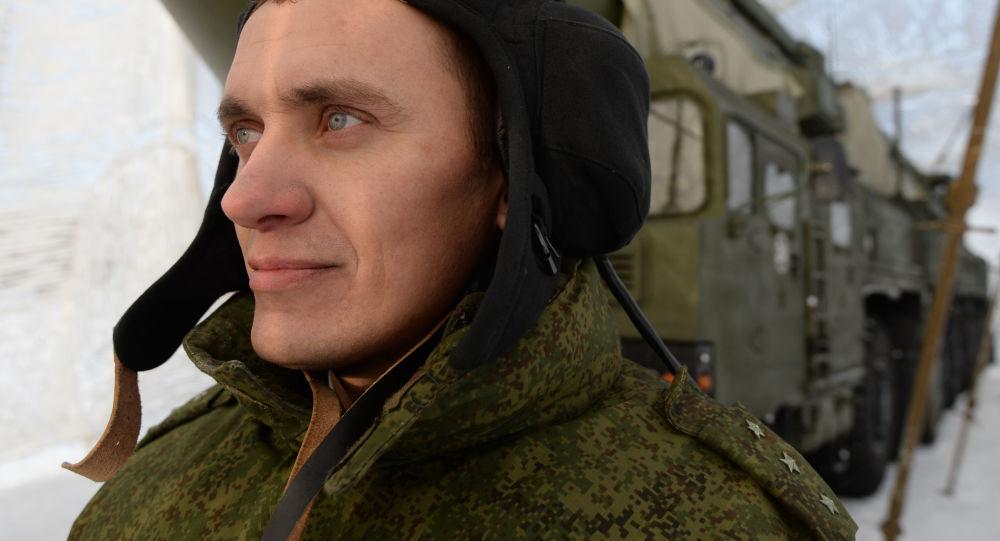 Żołnierz Strategicznych Sił Rakietowych, obwód nowosybirski