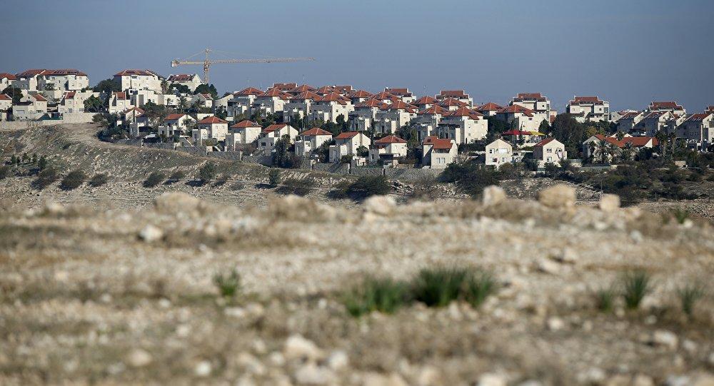Osiedla żydowskie w Ma'ale Adummim na Zachodnim Brzegu Jordanu