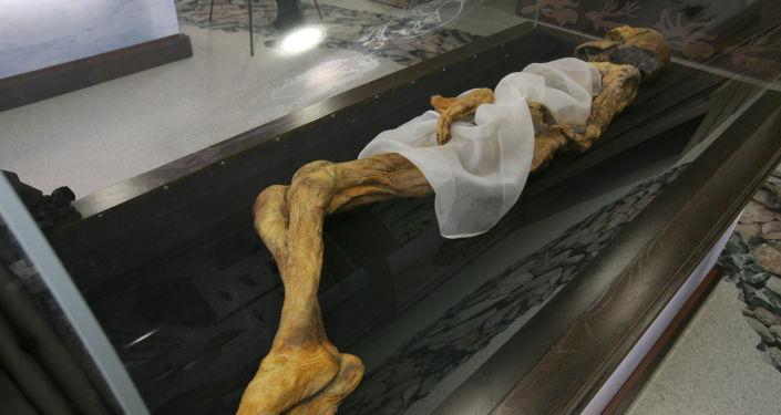 Mumia Ałtajskiej Księżniczki