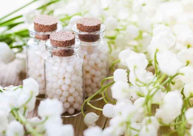 Tabletki homeopatyczne