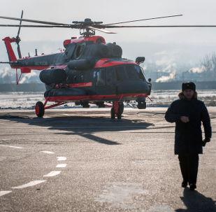 Śmigłowce Mi-8AMTSz-WA