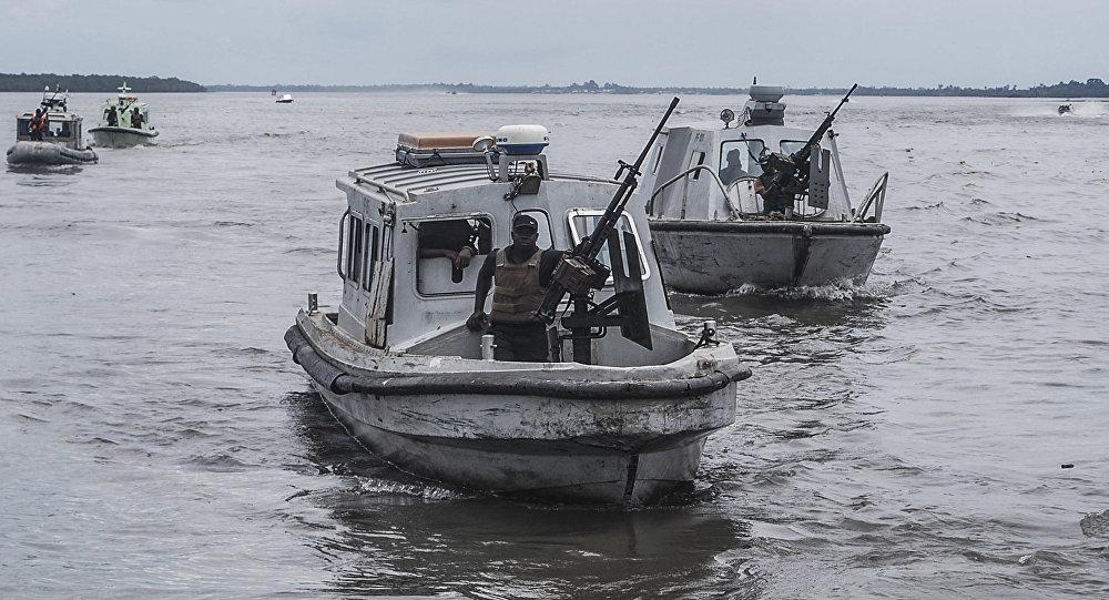 Nigeryjska marynarka wojenna