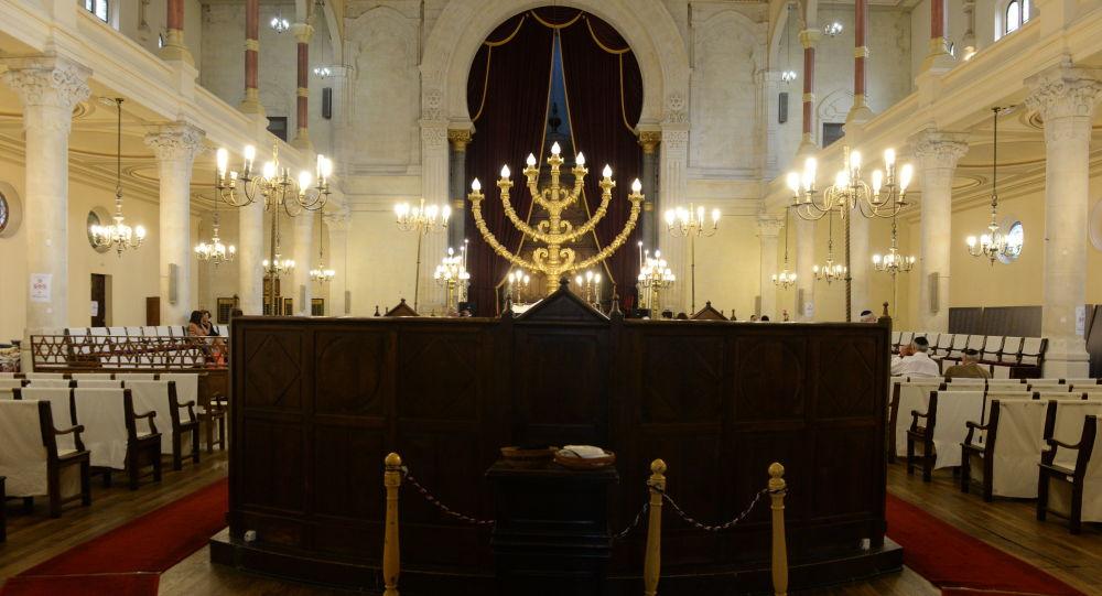 Synagoga w Bordeaux