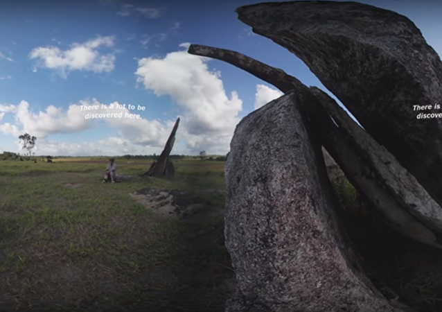 W lasach Amazonii odkryto sobowtóra Stonehenge!