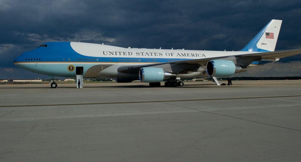 Samolot amerykańskiego prezydenta