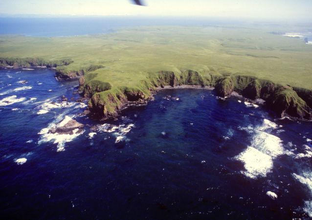 Wyspy Kurylskie