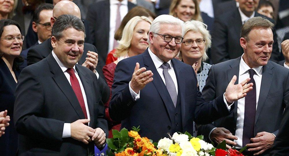 Frank-Walter Steinmeier nowym prezydentem Niemiec