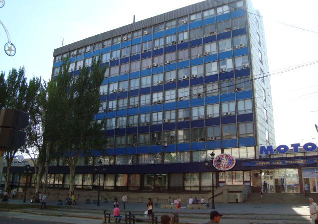 Ukraińskie przedsiębiorstwo produkujące silniki samolotowe Motor Sicz